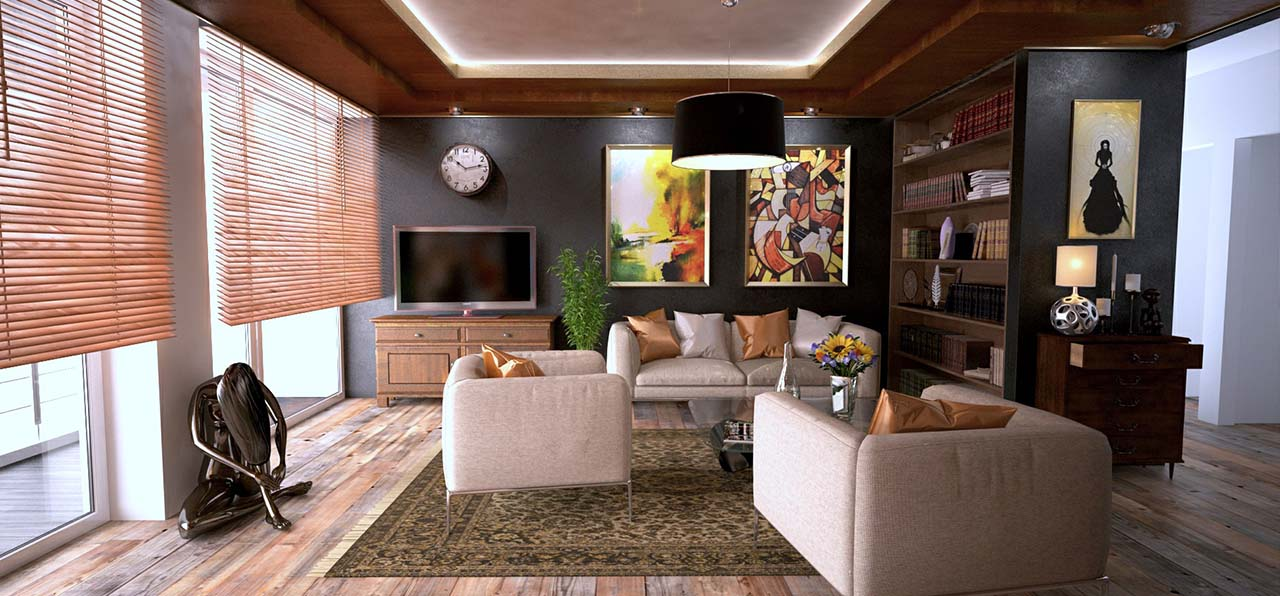 your living room